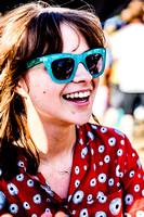 Gabrielle Aplin. Glastonbury 2013.