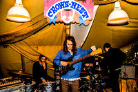 King Gizzard and the Wizard Lizard. The Crow's Nest. Glastonbury 2015.