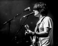 Spiritualized. The Park Stage. Glastonbury 2015. B/W.