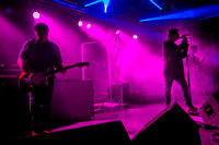 Echo and the Bunnymen. Nottingham Rock City. October 2015.