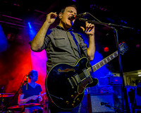 The Wedding Present. Nottingham Rock City. October 2015.