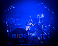 Ride. Manchester Albert Hall. May 2015.