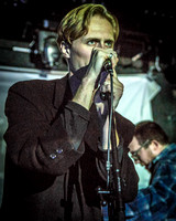 Eagulls. Nottingham Bodega Social. October 2014.