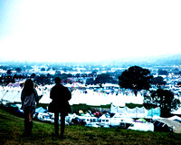 Only at Glastonbury (2013).