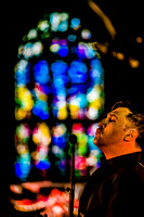 The Afghan Whigs. Manchester Cathedral. July 2014.