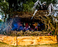 FEWS. Where the Wild Things Are Stage. Secret Garden Party. 2016.