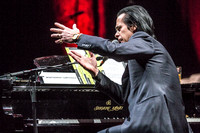 Nick Cave. Nottingham Royal Concert Hall. April 2015.