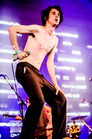 Fat White Family. John Peel Stage. Glastonbury 2014.