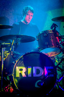 RIDE. Nottingham Rock City. #NOWHERE25 set. October 2015