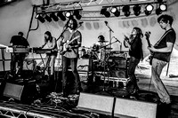 Kult Country. Beacons Festival 2014. B/W.