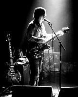 Brian Jonestown Massacre. Nottinghan Rescue Rooms. July 2014. B/W.