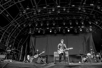 Jake Bugg. The Main Stage. B/W.
