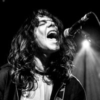 The Wytches. Nottingham Rock City. February 2015. B/W.