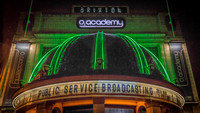 Public Service Broadcasting - London Brixton O2 Academy. November 2015.